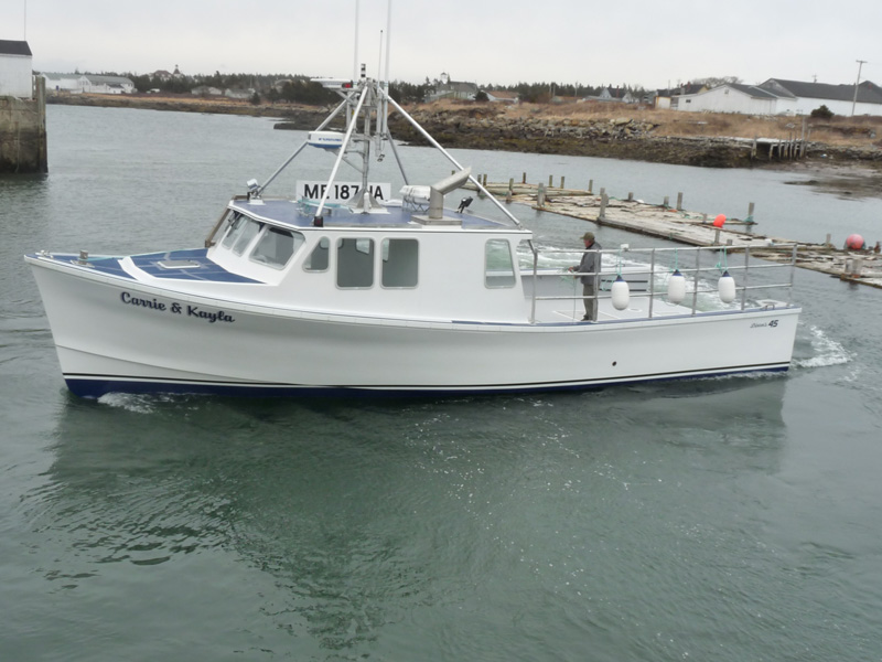 Commercial fishing boat plans for sale for Commercial fishing boats for sale